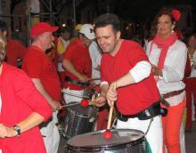 Samba Sole Luna - Lange Nacht der Musik 2015 - Odeonsplatz
