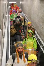 U-Bahn-Fasching Samba Sole Luna 2015