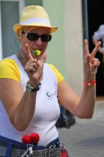 Sambafestival Coburg 2014, Samba Sole Luna, Bürglass