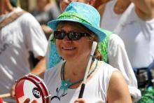 Christopher Street Day 2014, Samba Sole Luna