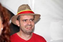 Sambafestival Coburg 2014, Samba Sole Luna, Wettiner Anlage