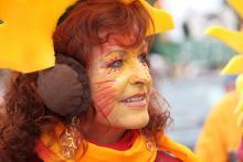 Samba Sole Luna beim Würmtaler Faschingsumzug 2014